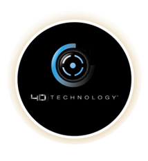 La tecnología 4D identifica el ojo dominante para personalizar las lentes progresivas y ofrecer un tiempo de reacción más rápido.