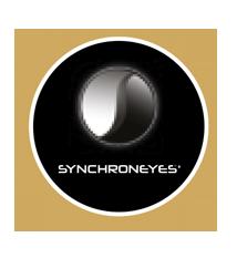La tecnología SynchronEyes tiene en cuenta las diferencias fisiológicas entre cada ojo para proporcionar campos de visión extraordinariamente amplios.