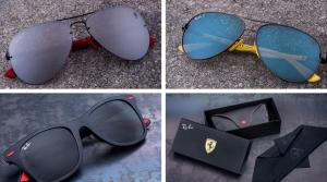 Nueva Colección Ray_Ban Ferrari
